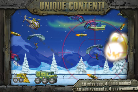 indestructo tank free in app store