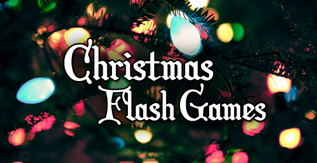 Christmas Flash Games