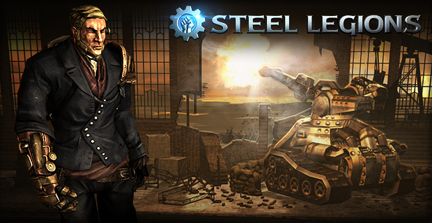 Steel Legions Game Released