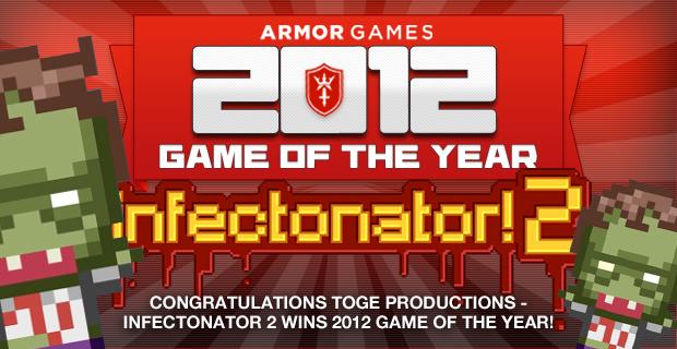 Winners of Game of the Year