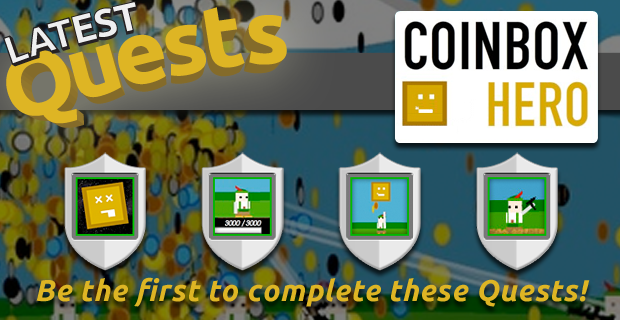 Coinbox Hero Quests