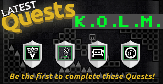 K.O.L.M. Quests Added
