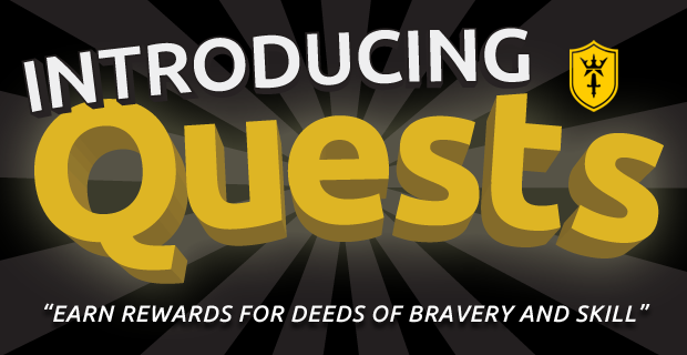Quests Launched