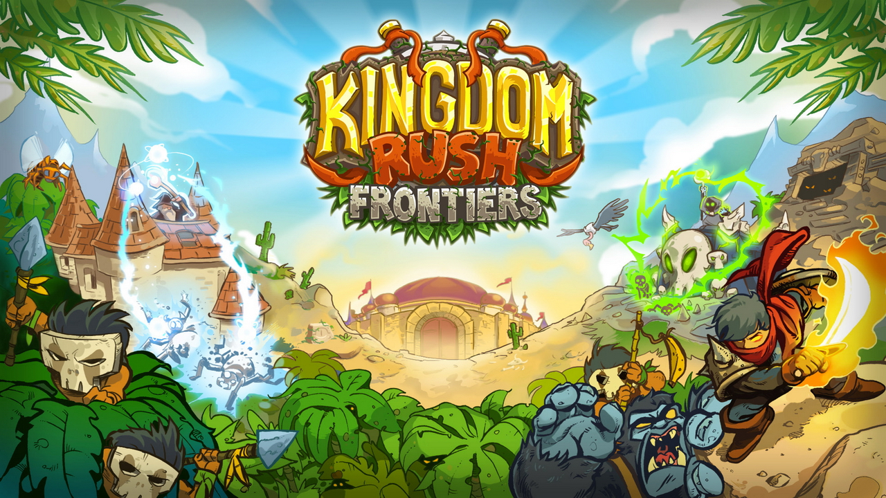 Image result for Kingdom Rush Games