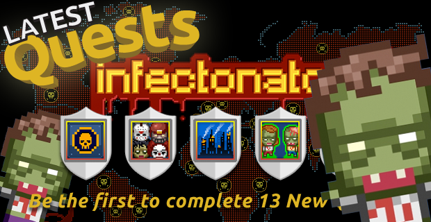 Infectonator 2 Quests