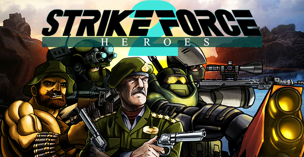 Strike Force Heroes 2 Released