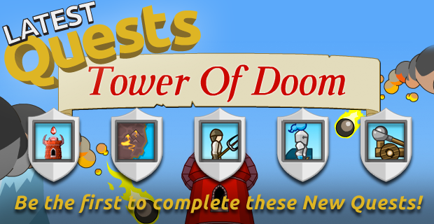 Tower of Doom Quests