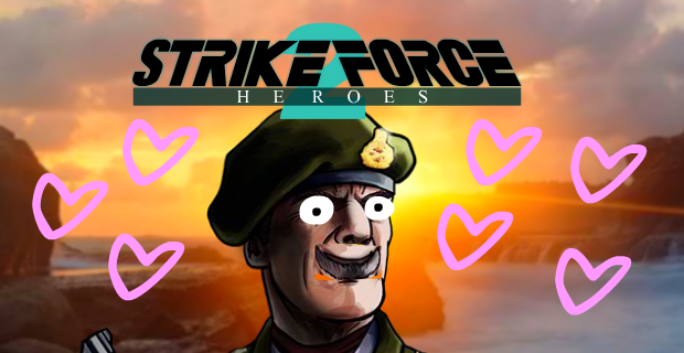 Love Strike Force Heroes?