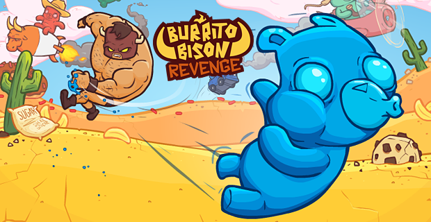Burrito Bison Revenge Quests