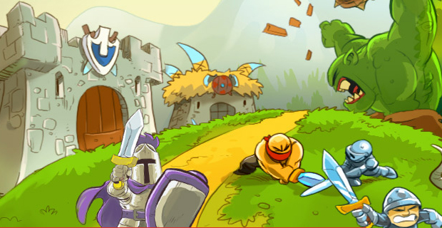 Kingdom Rush Free for iOS