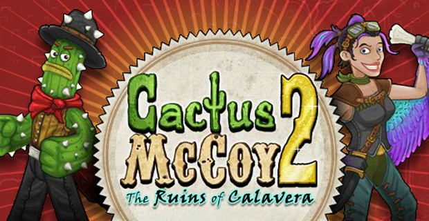 Cactus McCoy 2 Quests