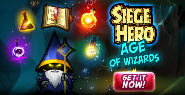 Siege Hero Wizards FREE