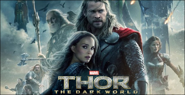 Thor: The Dark World Extended Trailer