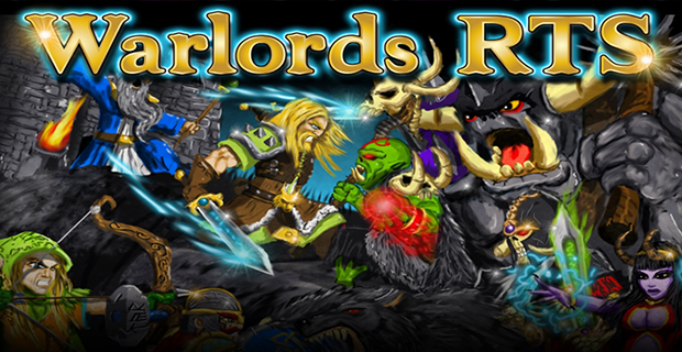 Warlords RTS Released