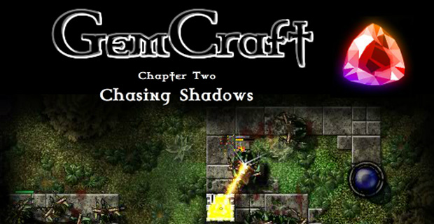 GemCraft Chapter 2 Greenlit