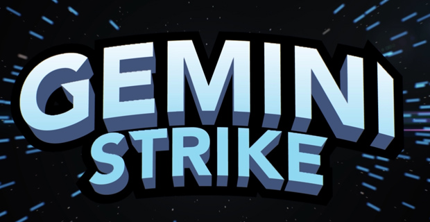 Gemini Strike #1 on iTunes