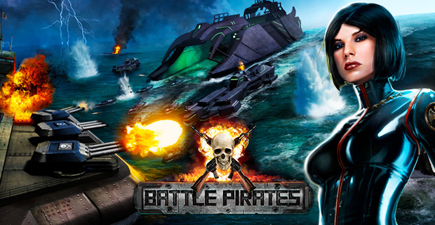 Battle Pirates Launched
