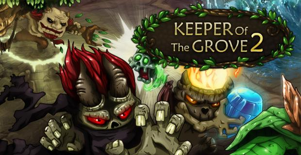 Keeper of the Grove 2 Quests