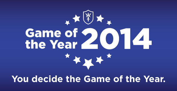 Winners: Game of the Year 2014