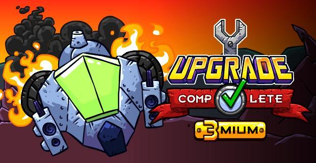 Upgrade Complete 3mium Beta