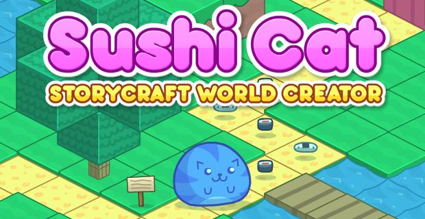 Sushi Cat: StoryCraft (April Fools)