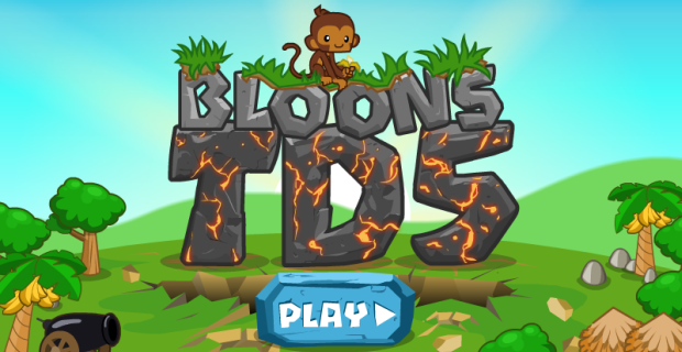 Bloons TD 5: Track Master