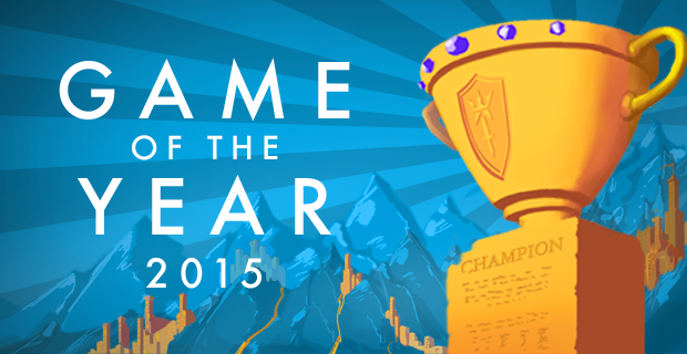 Game of the Year 2015 Winners