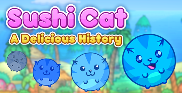 Sushi Cat: A Delicious History