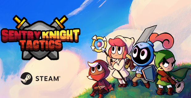 Sentry Knight Tactics on Steam!