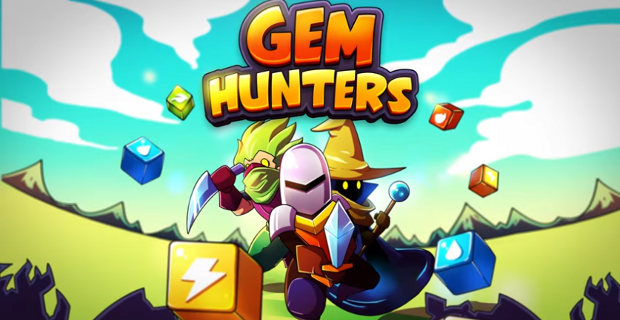 Gem Hunters Now on Android!