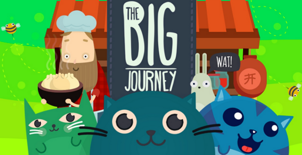 Coming Soon: The Big Journey