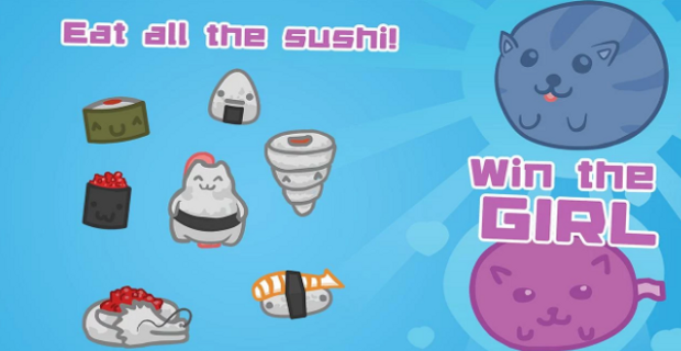Sushi Cat Now on Android!