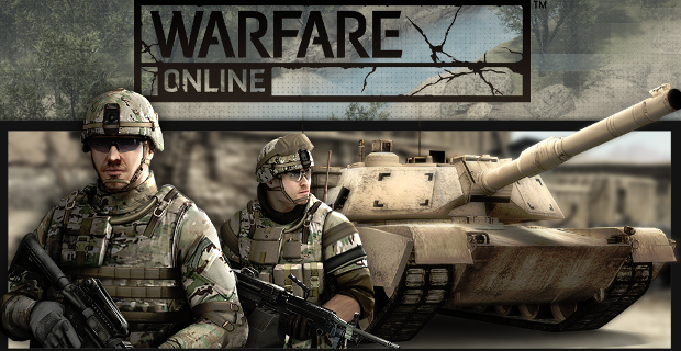 Warfare Online on Steam Early Access