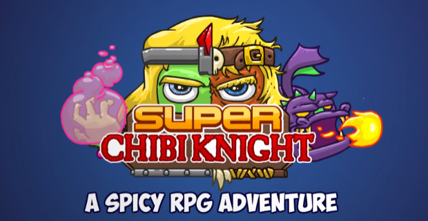 Super Chibi Knight on itch.io!