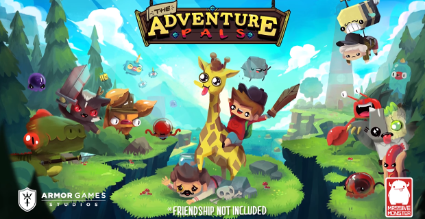 Out Now: The Adventure Pals