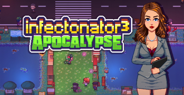 Announcing Infectonator 3: Apocalypse