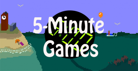 Five 5-Minute Games